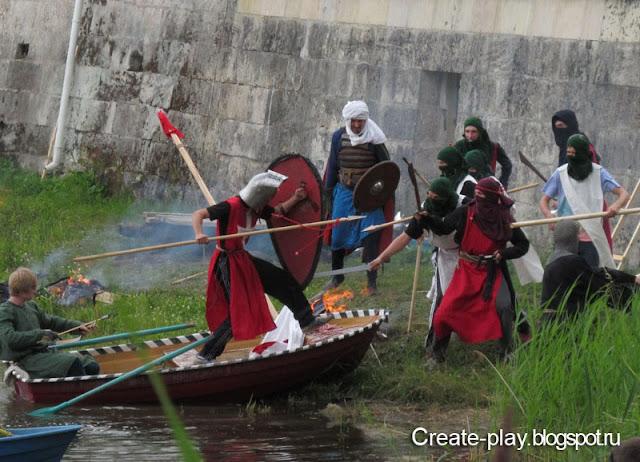 Рыцари Приората Гатчина