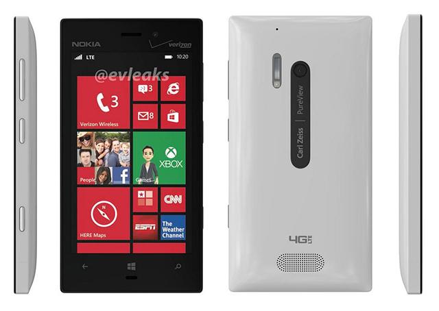 Lumia 928 The Xenon Flash