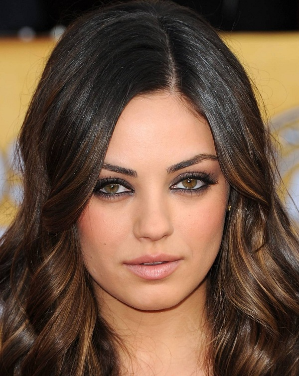 Mila Kunis Celebrity Makeup Looks - Indian Beauty Forever