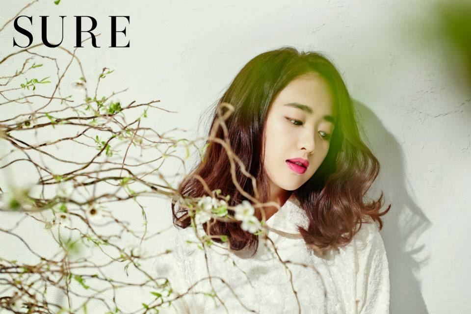 Kim Min Jung - Sure March 2014