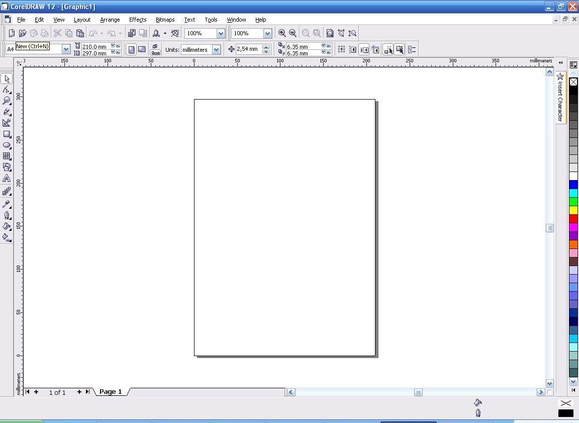 Как сделать календарную сетку в индизайне