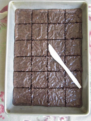 plastic knife for brownies