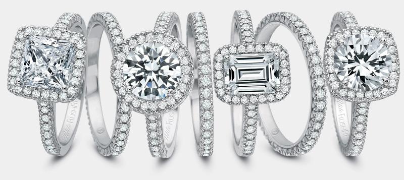 Förlovningsringen är den ring som är mest värdefull av vigselringarna.  Oftast har förlovningsringen en 0aff89dda86d6