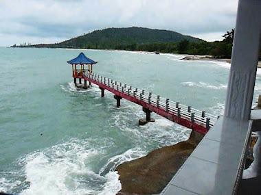 Pantai Tanjung Pesona, Sungailiat