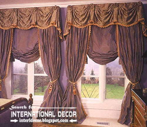 Attirant Best Contemporary Curtain Designs 2017 Curtain Ideas Styles, Stylish Window  Curtains