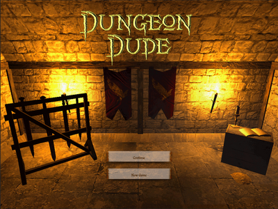 Dungeon Dude