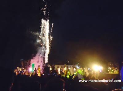 """Pátzcuaro lights and sound show """"Yo Soy Pátzcuaro"""""""