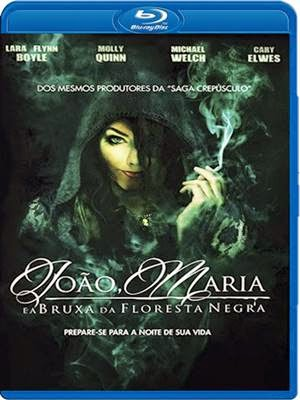 Download João e Maria A Bruxa da Floresta Negra Dublado 720p e 1080p Bluray Dublado + AVI BDRip Torrent