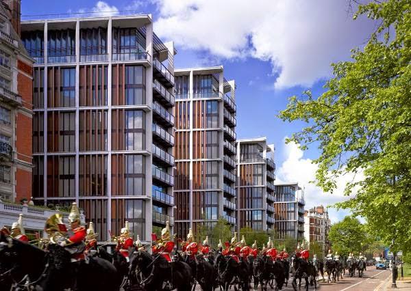 One Hyde Park London Inggris