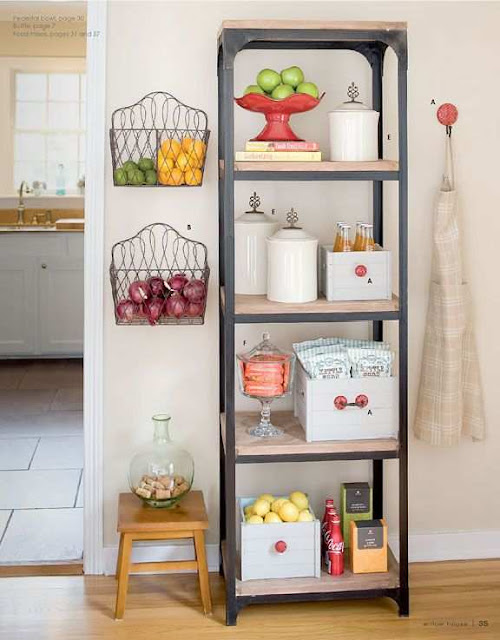 Ainat for Food storage ideas for small kitchen