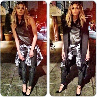 Checkered Shirt Ciara