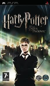 harry potter psp