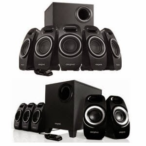Buy Creative SBS A550 Speaker A550 at Rs.3124 After cashback or Creative Inspire T6300 5.1 Speaker at Rs.4050 After Cashback