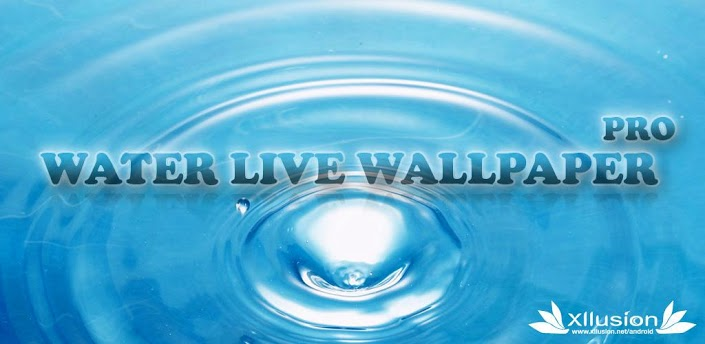 water pro live wallpaper v1 0 6 apk download free