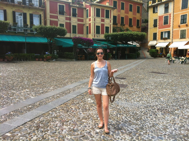 Portofino Fashion Blogger Holiday