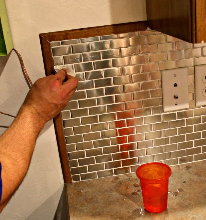 Backsplash Heaven With The Tile Shop Tutorials