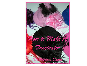 How to Make a Fascinator Ebook