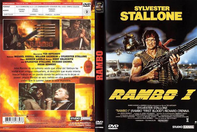 Rambo Acorralado Dvd
