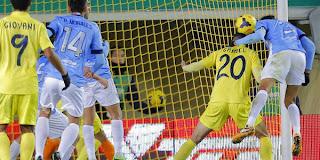 Video Gol Villarreal vs Malaga 30 November 2013
