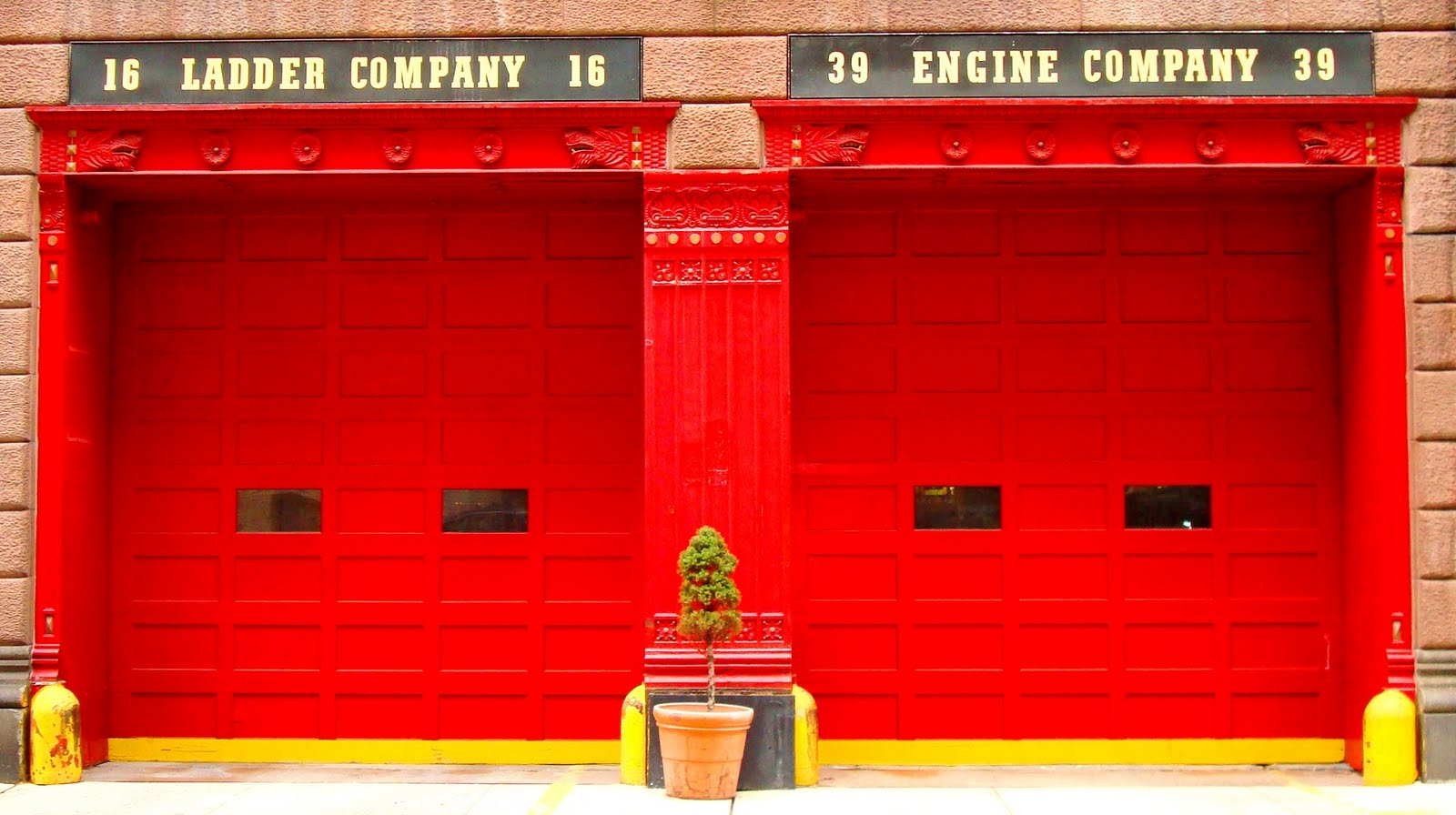 David cobb craig red doors of the upper east side in the early 1920s all of them painted black to make them as inexpensive as possible fire departments started painting their vehicles red to stand out biocorpaavc Images