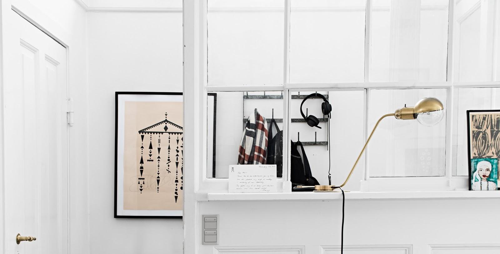 La petite fabrique de r ves danish home chez marie for Baie style atelier