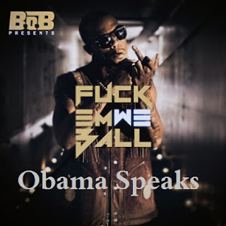 B.o.B. - Obama Speaks Lyrics
