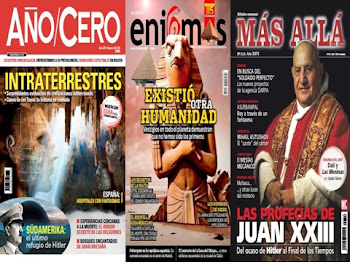 Paquete de 3 revistas junio 2015
