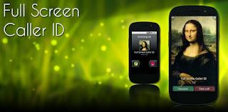 ဖုန္းေခၚဆိုသူရဲ႕ပံုကို Screen အျပည့္ျပမယ့္ - Full Screen Caller ID Pro v11.1.2 Apk