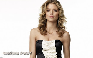American Actress AnnaLynne McCord