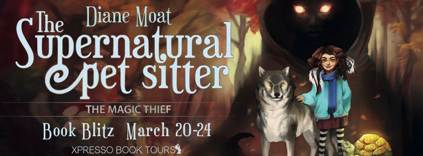 The Supernatural Pet Sitter Book Blitz