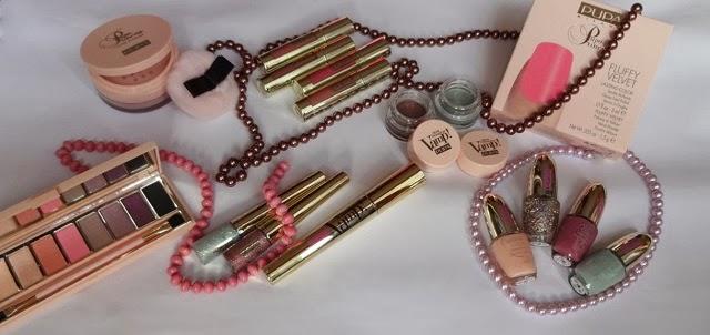 Make Up Natale 2013 PUPA Princess Collection
