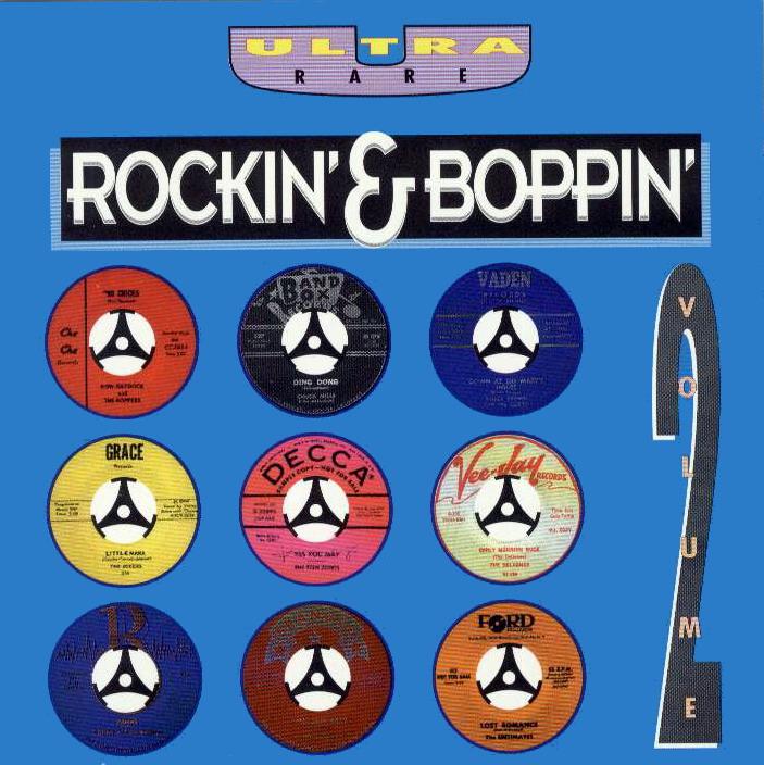 Various - Wild Rockin'