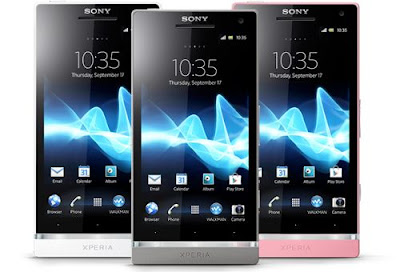 spesifikasi review sony xperia sl
