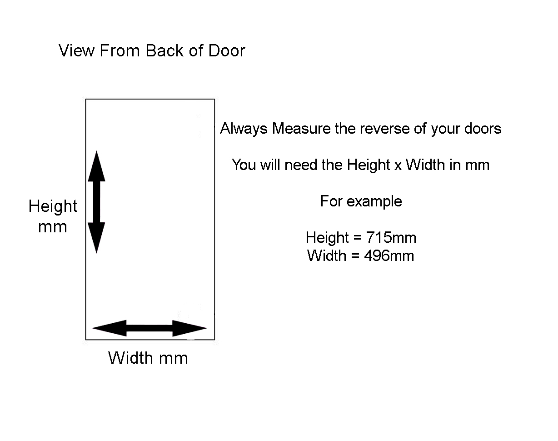 Door Measuring Guide