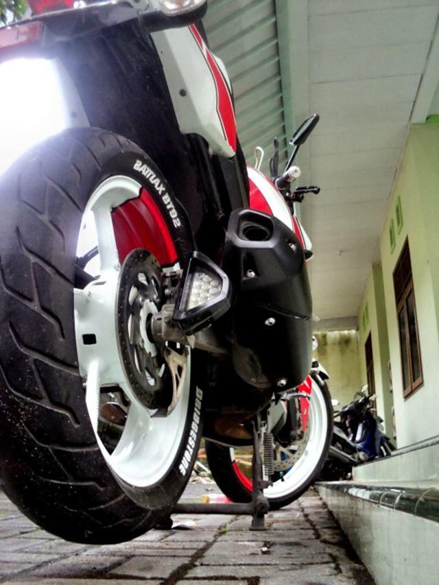 Foto Modif Yamaha Byson Paling Keren & Laki Banget 2014