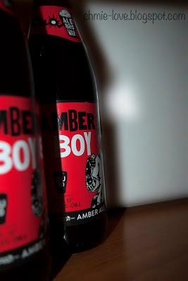 Amber Boy, Ale Browar, amber ale