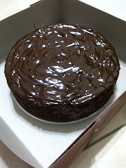 Healthy Organic Chocolate Cake