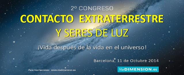 2º Congreso Contacto Extraterrestre y Seres de Luz