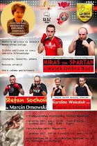 Gala boksu dla Gabrysia