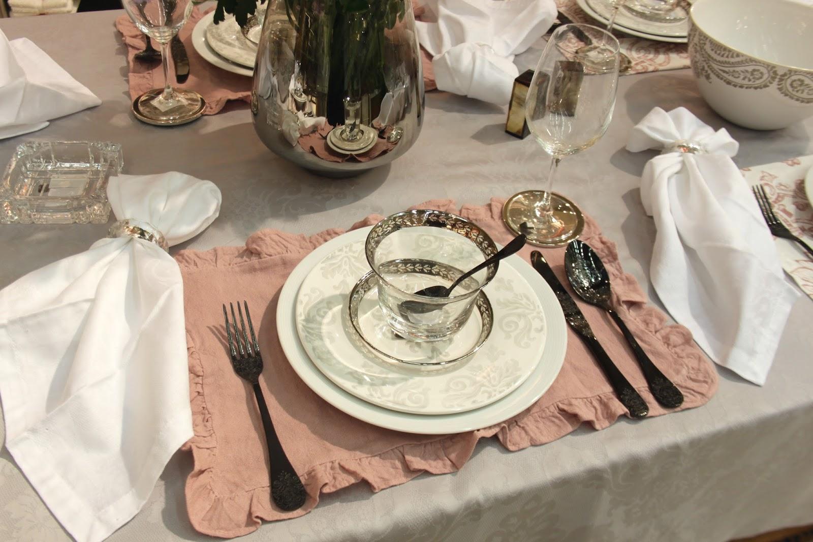 Dinner Plate 30 Qar each. Desert Plate 25 Qar each. Pink Soup Plate 39 Qar each. Glasses 30 Qar each. Knives 35 Qar each. Spoons 35 Qar each & Nada\u0027s Sketch Book: Zara Home \u0026 Nada\u0027s Interiors this Ramadan take 4