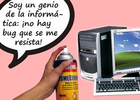 El bicho informático