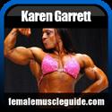 Karen Garrett Female Bodybuilder Thumbnail Image 4