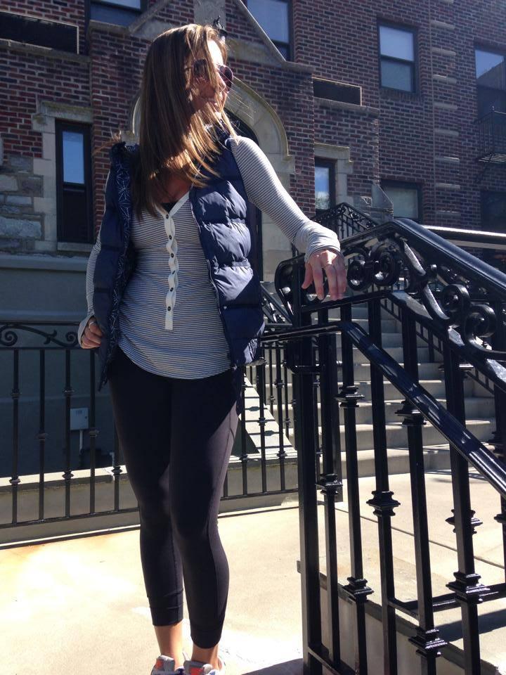 lululemon awesoma henley vest