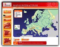 MAPAS INTERACTIVOS E IMPRIMIBLES