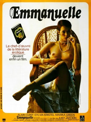 Hi K Ca Emmanuelle (18+) || Hunting Emmanuelle 1974