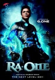 ra one Movie Poster
