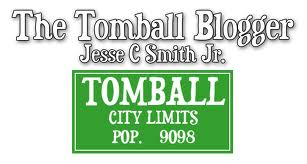 The Tomball Blogger - Jesse C Smith Jr