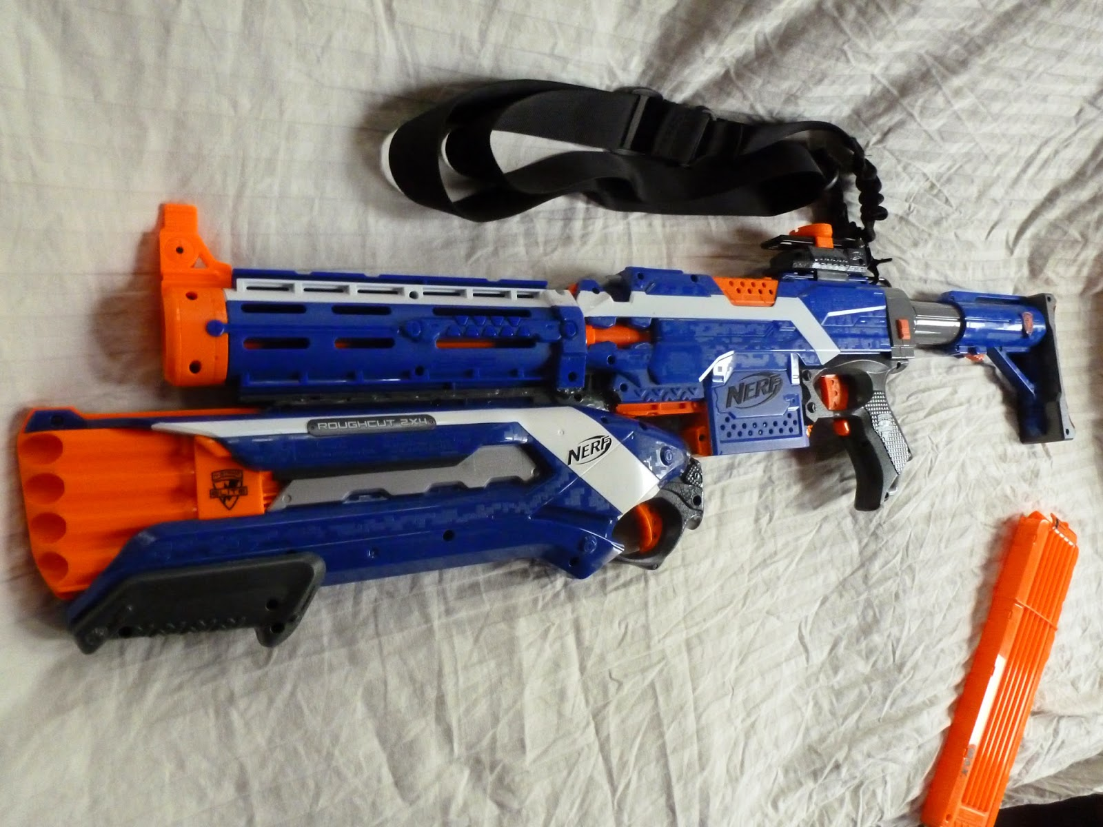 Apex Tactical Solutions Nerf Masterkey Mod