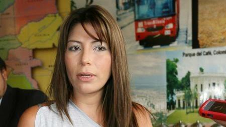 Milena Zarate en Arequipa