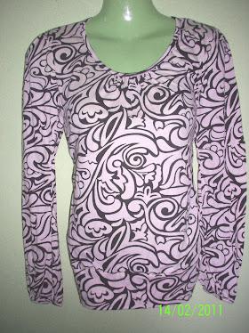 Light Pink Shirt - FR 50